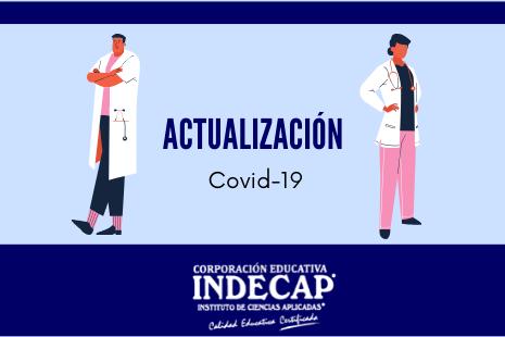 Actualizacion Covid 19