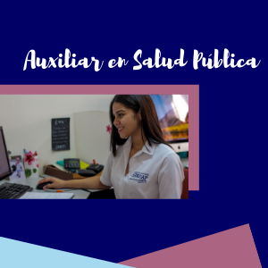 Auxiliar en Salud Publica INDECAP
