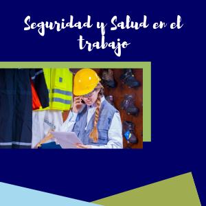 Auxiliar en seguridad y Salud en el trabajo INDECAP